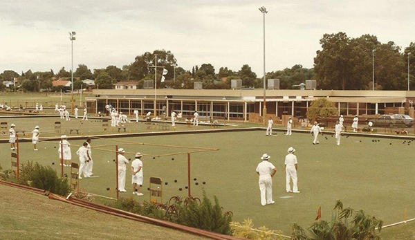 The Bowling Club in the Eighties